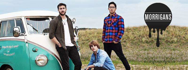 Morrigans rock band